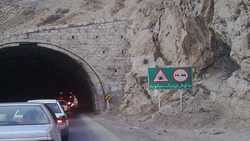 احداث تونل 780 متري کلوسه