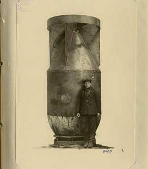 عکس اولين بمب اتمي شوروي