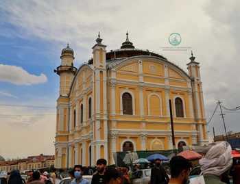 مسجد شاه دوشمشيره در کابل