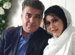 حسن شکوهي با ساناز هرندي ازدواج کرد