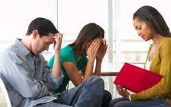اگر به فکر طلاق هستيد حتما يک جلسه مشاوره بگيريد