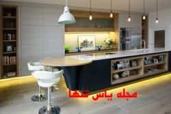 چگونه آشپزخانه را نورپردازي کنيم؟