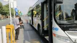 امروز اولين اتوبوس برقي ساخت ايران رونمايي مي شود