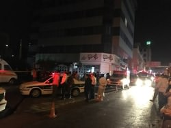 انفجار شديد در غرب تهران چه علتي داشت؟