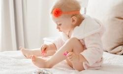 درباره زدن لاک روي ناخن هاي کودک بدانيد