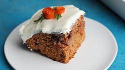 طرز تهيه کيک هويج بدون فر