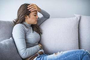 علت و درمان درد تخمدان در زنان