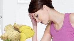 خوردن زنجبيل در دوران بارداري / تغذيه در بارداري