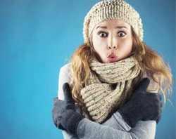 به سرما خيلي حساسم چرا؟